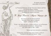 ORDENACION PRESBITERAL DE FRAY JORGE ÑIQUEN
